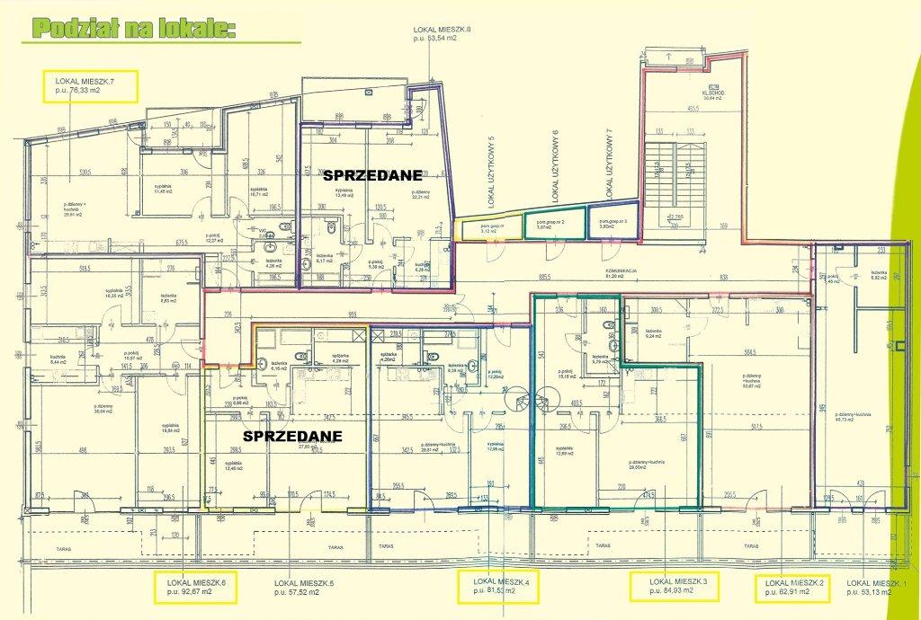 Mieszkania, Podkarpackie, Zagórz, sprzedaz, 973